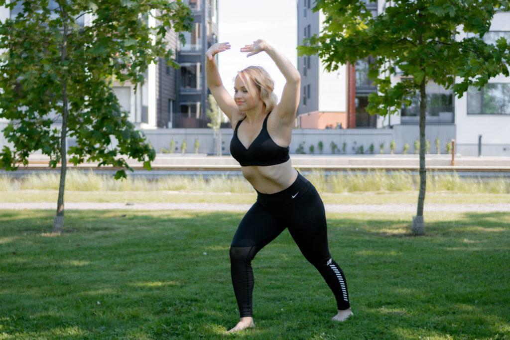 LPF Hypopressive-tekniikka auttaa vatsalihasten erkaumaan ja parantaa lantiopohjan lihaksistoa