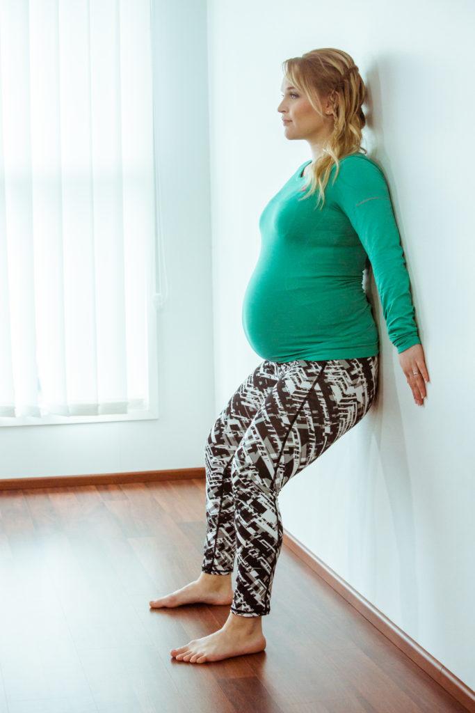 Raskausajan liikunta auttaa äidin jaksamista koko raskauden läpi