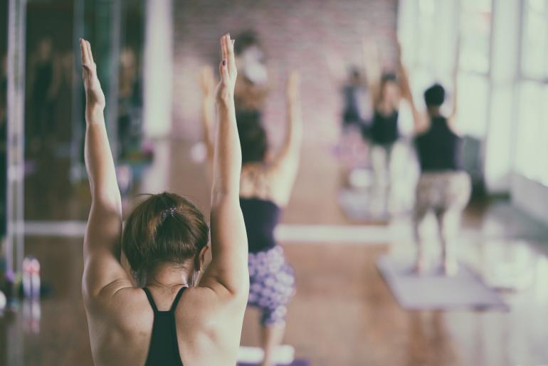 Tuntuma tarjoaa ryhmäliikuntatunteja muun muassa lantionpohjan vahvistamiseen ja vatsalihasten erkauman kuntouttamiseen